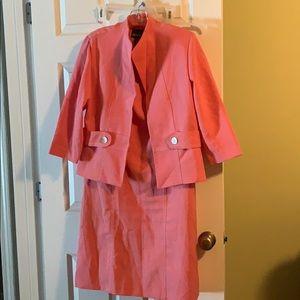 Pink Dress Suit
